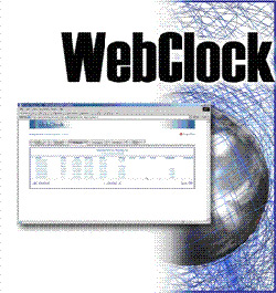 Web Clock Internet Solution